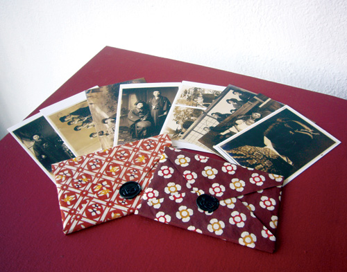 Meeting Modernity postcard set